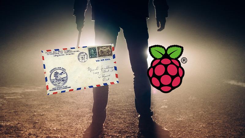 RaspberryPiでメール送信